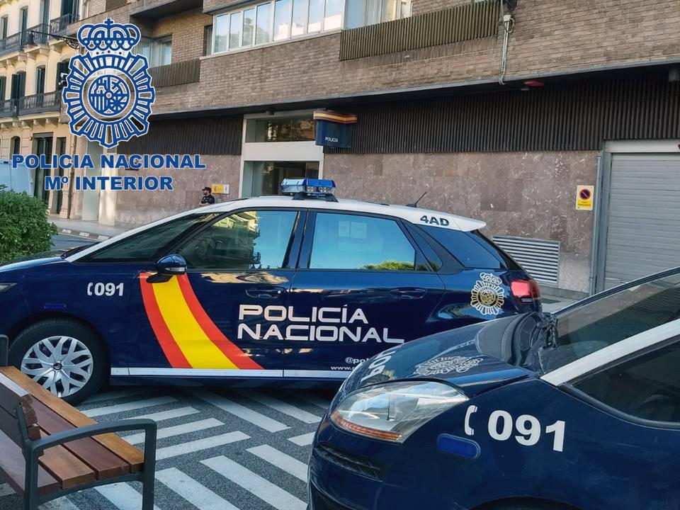 Detenida en Pamplona por robar presuntamente dos perfumes valorados en 1.500 €