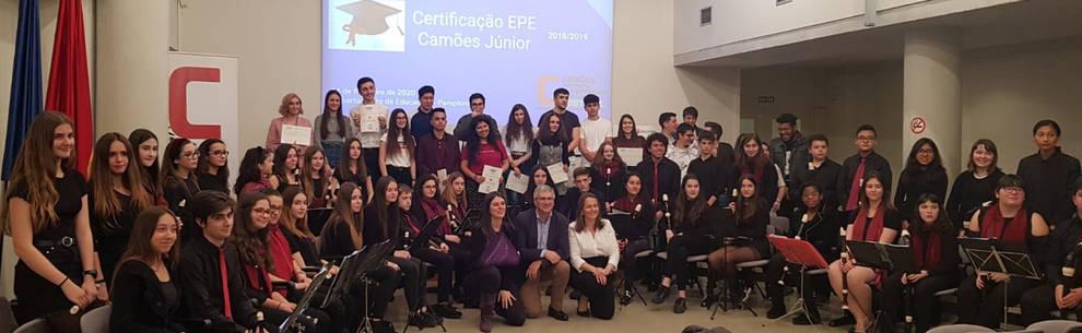 Pamplona, primera ciudad española en la que se realizan los exámenes Camões Junior de portugués