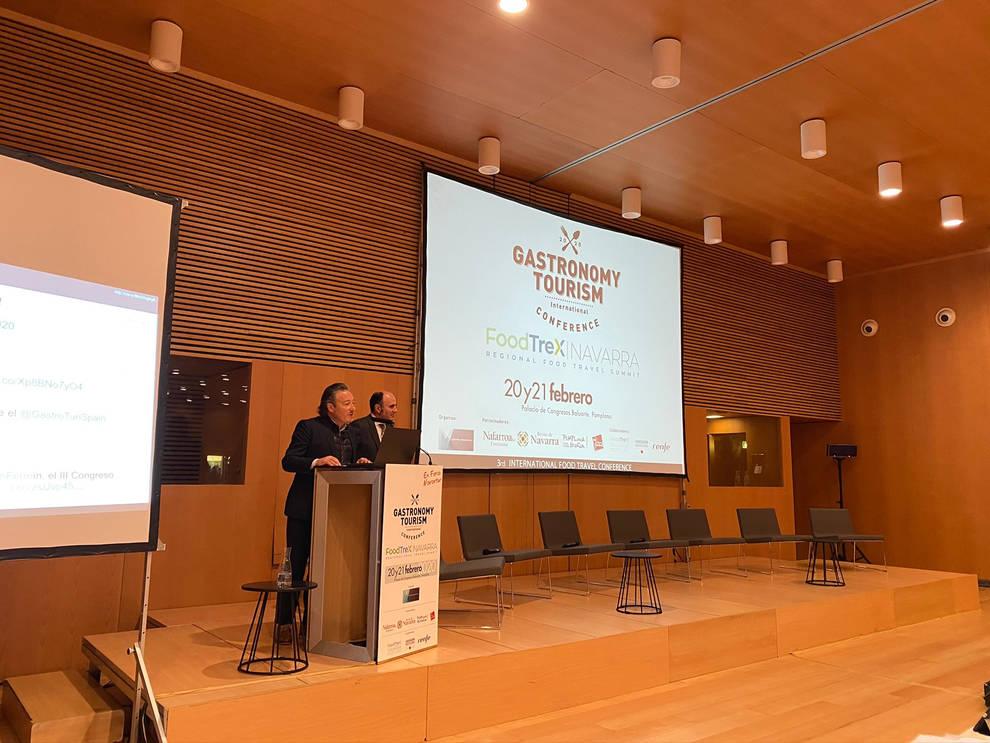 Inaugurada en Baluarte la 3º edición de FoodTrex Navarra
