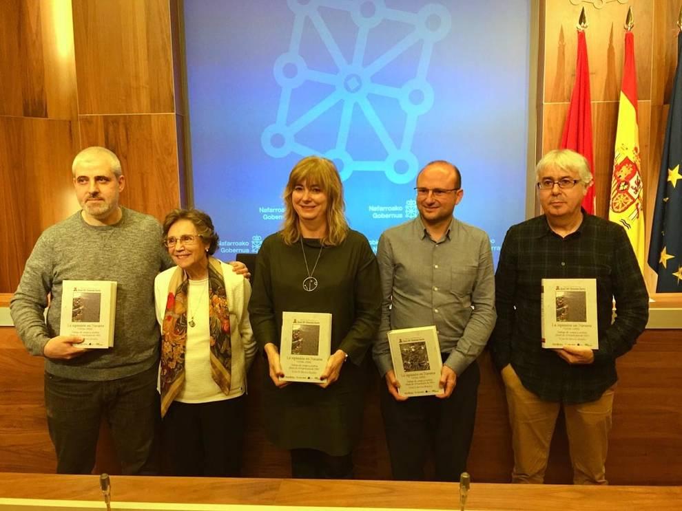 Un libro de Jimeno Jurío recopila miles de testimonios represión franquista