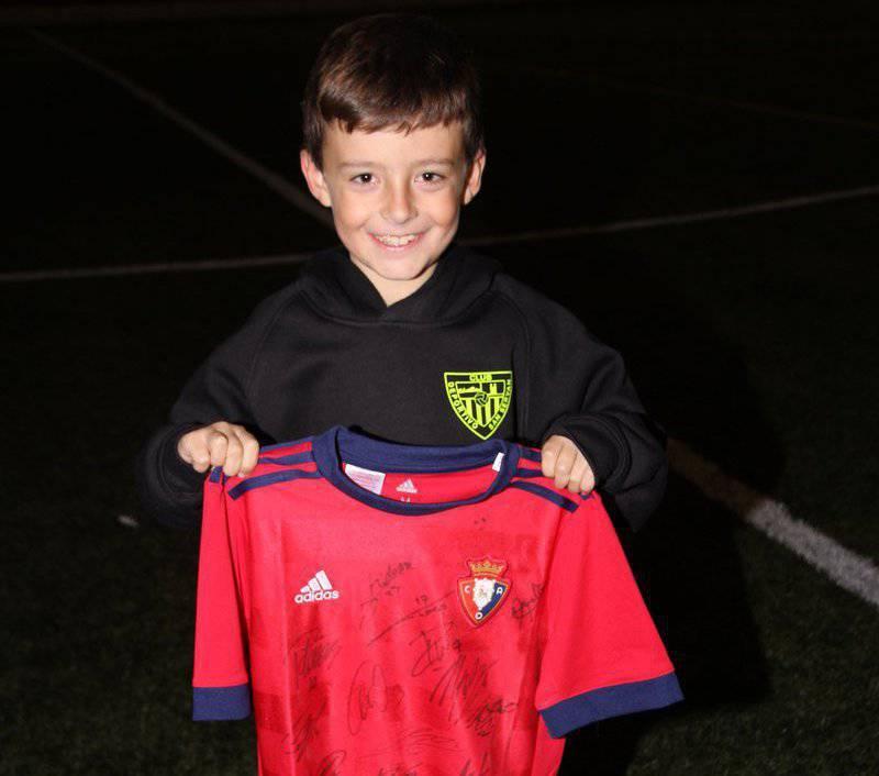 'Paquito', un invitado especial para el Osasuna-Granada