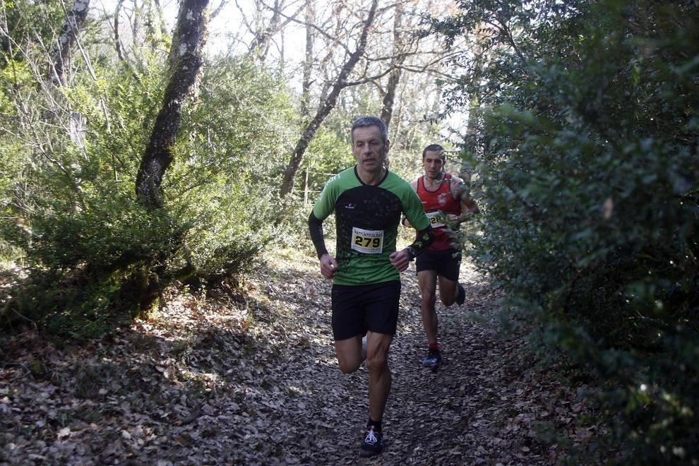 Fotos de la Media Maratón de Aibar