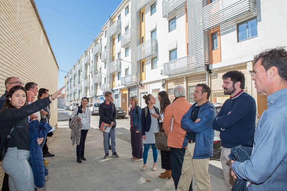 Expertos analizan la transición energética en la vivienda navarra