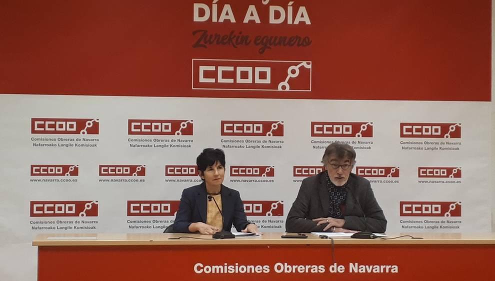 El 39% de los contratos que se firmaron en 2019 en Navarra eran para siete días o menos