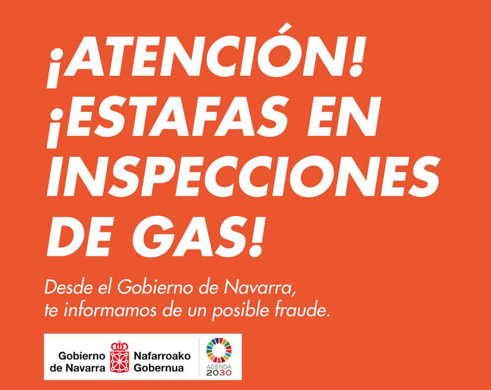 La compañía del gas debe avisar de sus inspecciones con cinco días de antelación