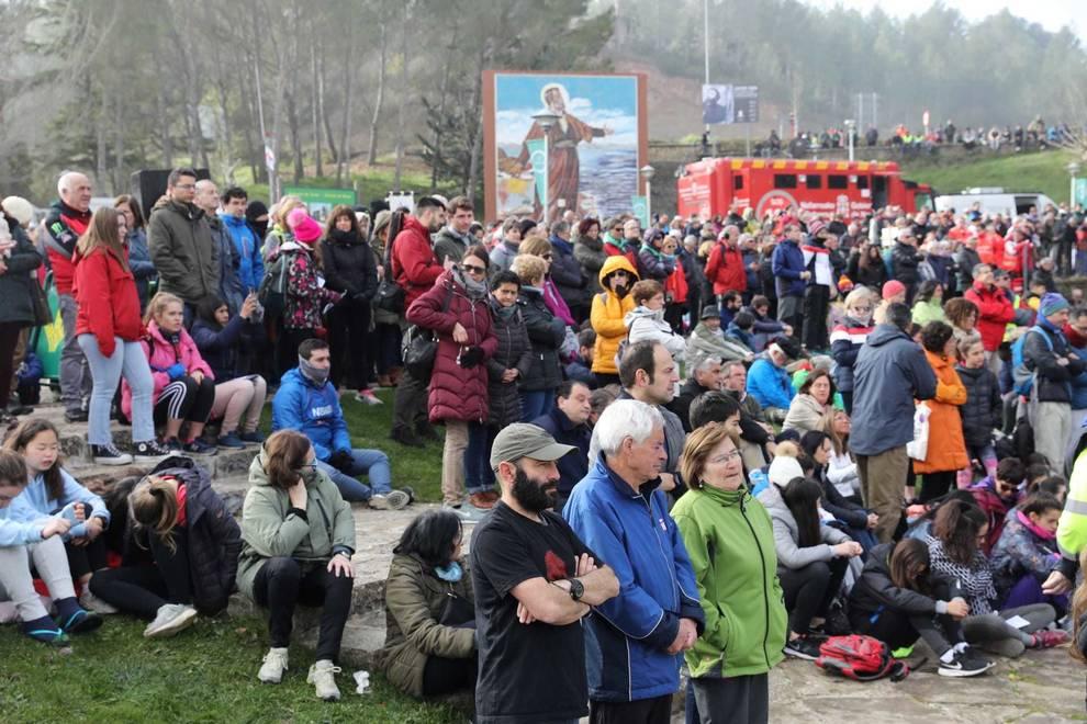 Fotos de la Javierada del sábado 7 de marzo