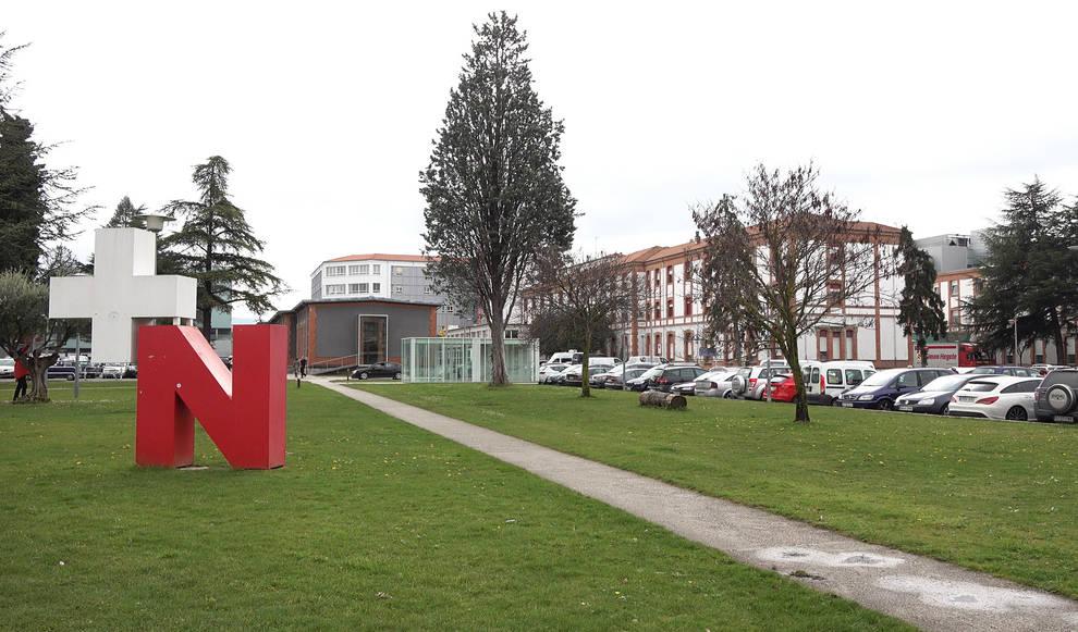 Hospital de Navarra.