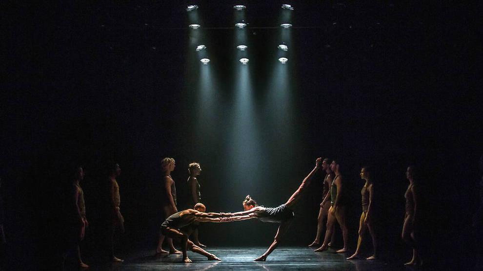 Ballets Jazz Montreal ofrecerá este viernes tres obras en el Teatro Gayarre