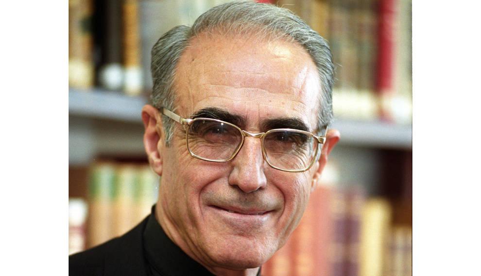 Antonio García-Moreno, sacerdote y profesor de la Universidad de Navarra.