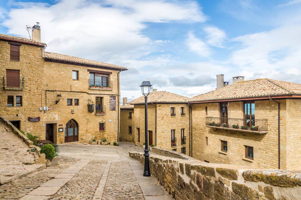 El sueño de la casa en el pueblo