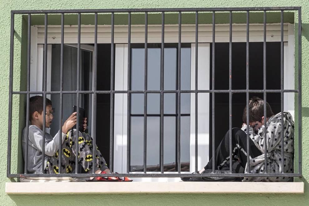 En mitad del confinamiento con niños | Noticias de Navarra en ...