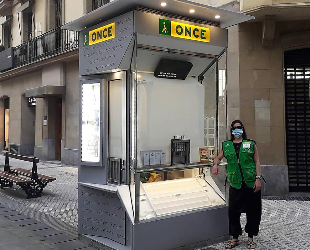 La ONCE arranca el 15 de junio sus sorteos del cupón
