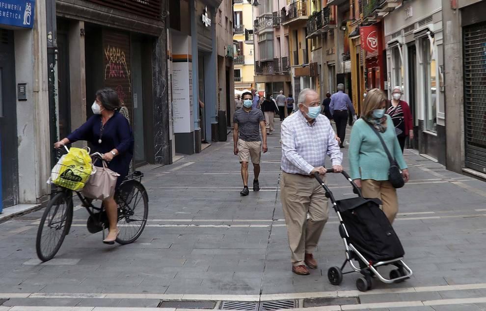 Sanidad estudia la petición de Navarra para avanzar a la fase 2