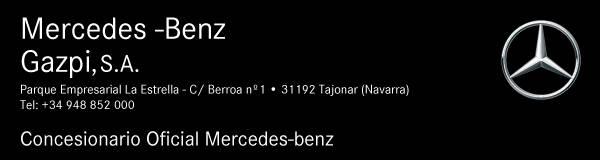 Mercedes Banner