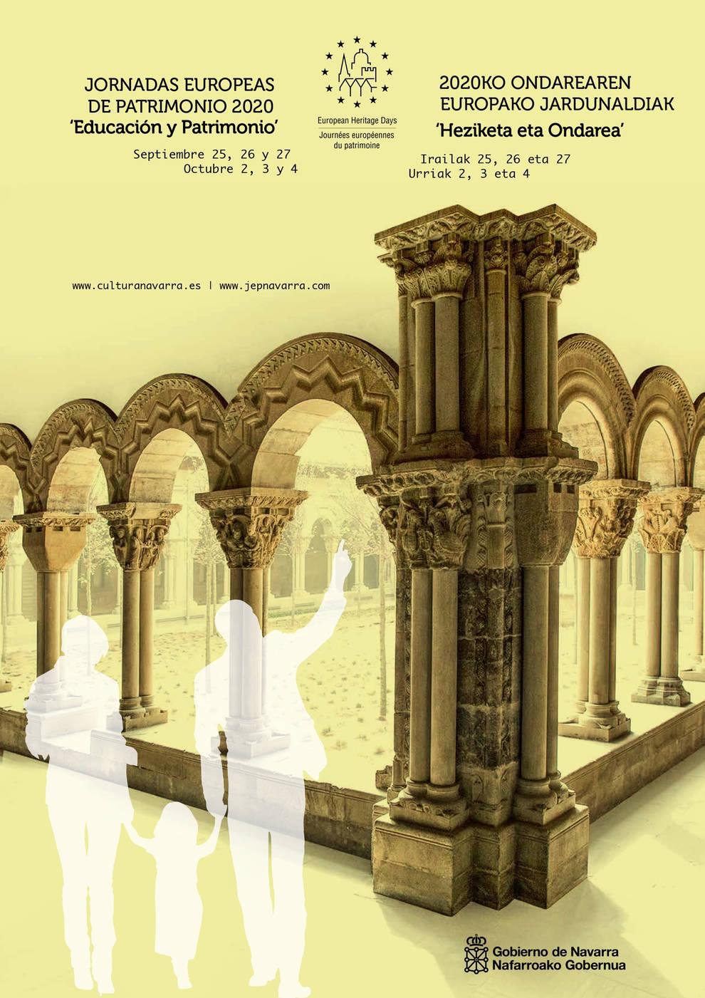 Las Jornadas Europeas de Patrimonio se celebrarán en dos fines de semana