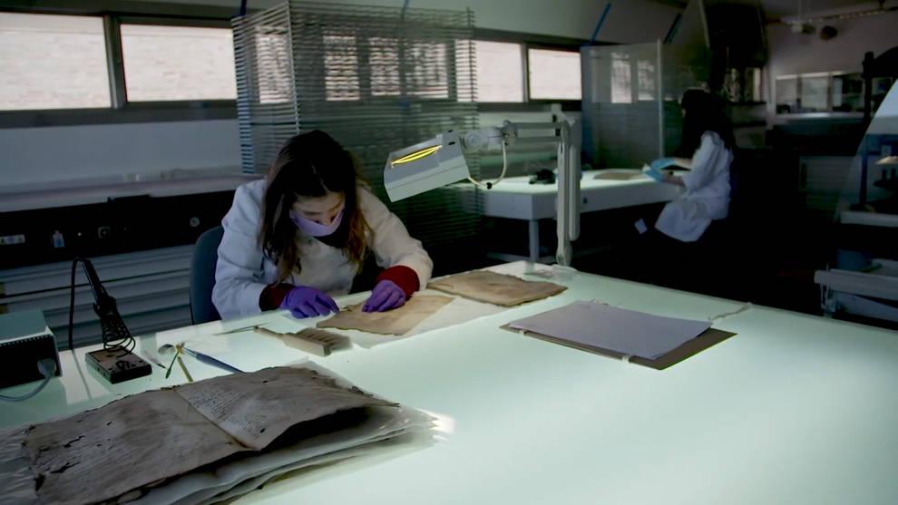 El homenaje del Archivo de Navarra a sus donantes por el Día de los Archivos