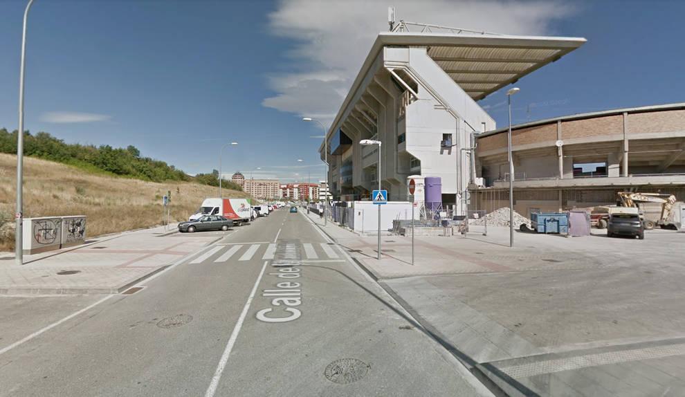 Estos son los cortes de tráfico para este miércoles en Pamplona