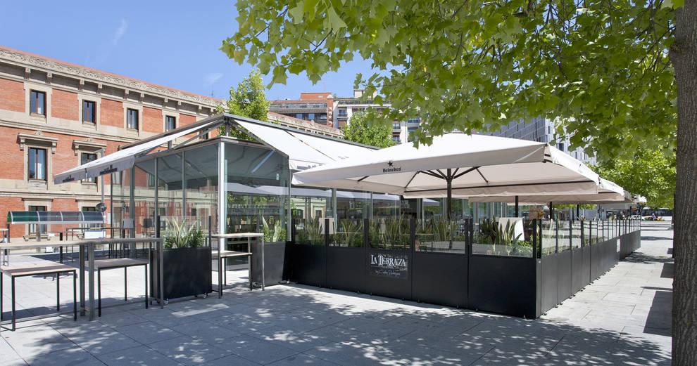 La Cafetería de Baluarte en Pamplona