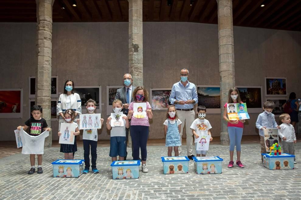 El Condestable acoge la entrega de premios del concurso #PaseaTuComparsa