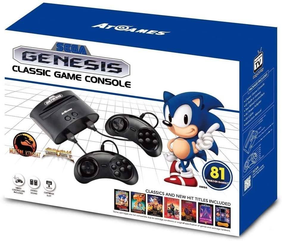 Videoconsolas Sega