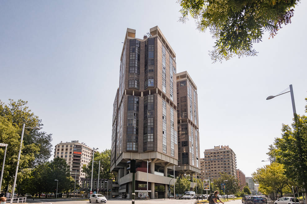 Edificio singular: Gran categoría y espectaculares vistas