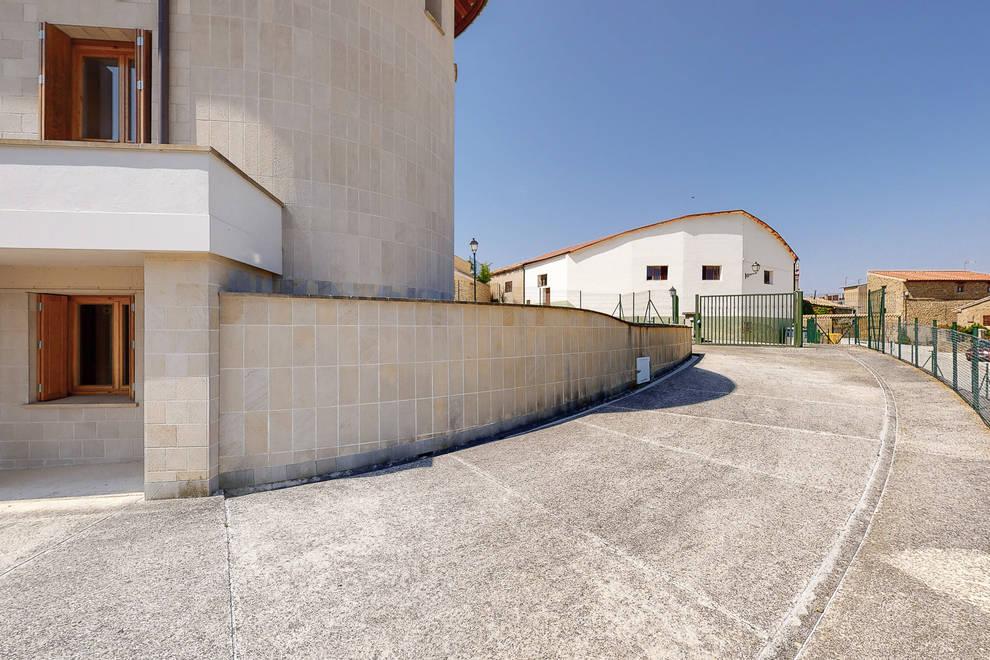 La Valdorba: Apacibles vistas panorámicas