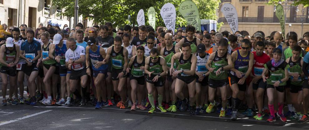 Beste Iruña cancela la XXXIX Media Maratón de Pamplona y la VIII Carrera Popular