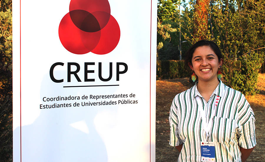 Una estudiante de la UPNA, vicepresidenta en la nueva ejecutiva de la CREUP