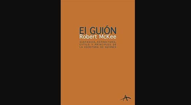 Cubierta El Guion Robert McKee