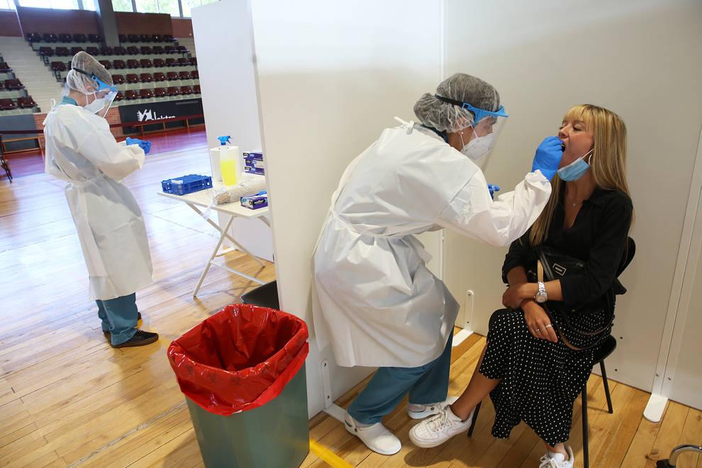 La UN realiza pruebas PCR a sus alumnos y empleados ante el comienzo del curso