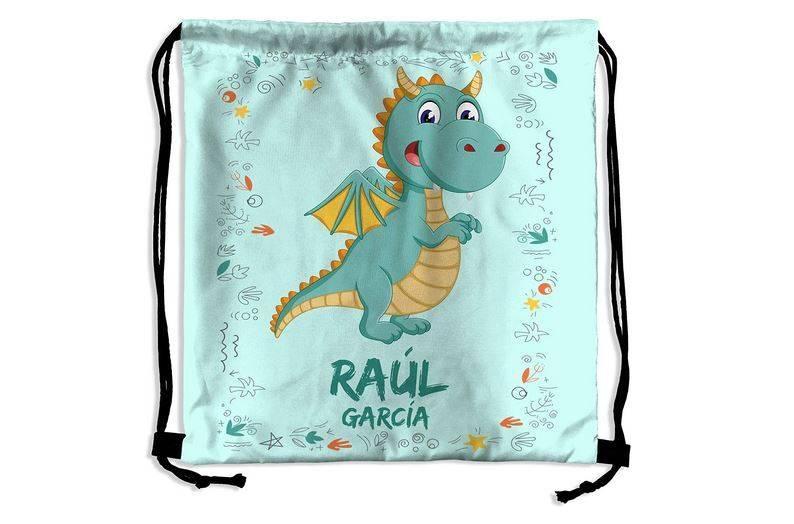 Imagen de mochila saco infantil