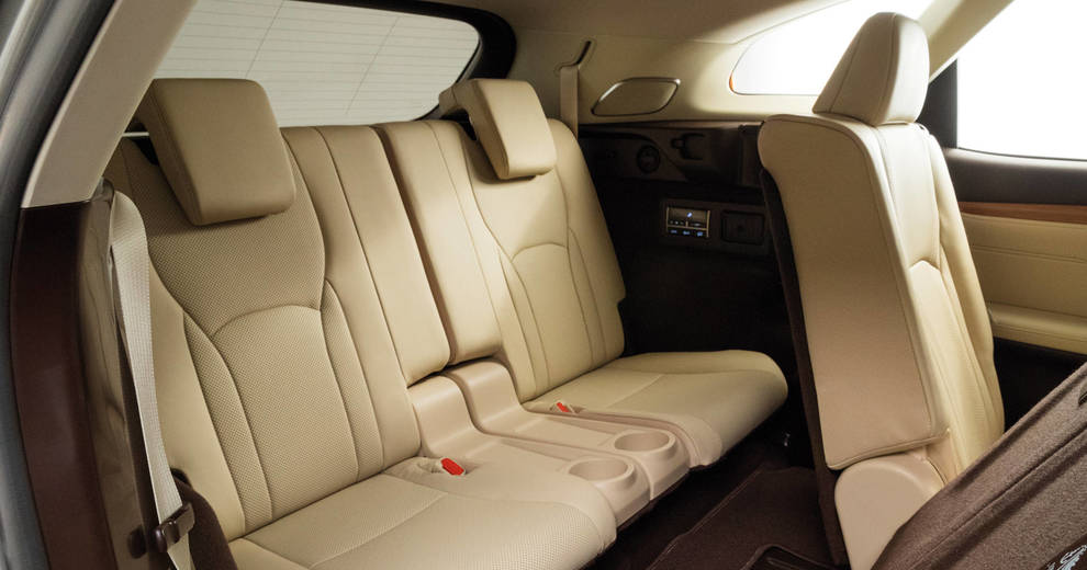 Lexus 7 plazas