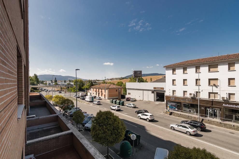 Avenida Zaragoza: Entorno asequible