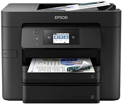 Imagen de la impresora Epson Workforce Pro WF-4730DTWF