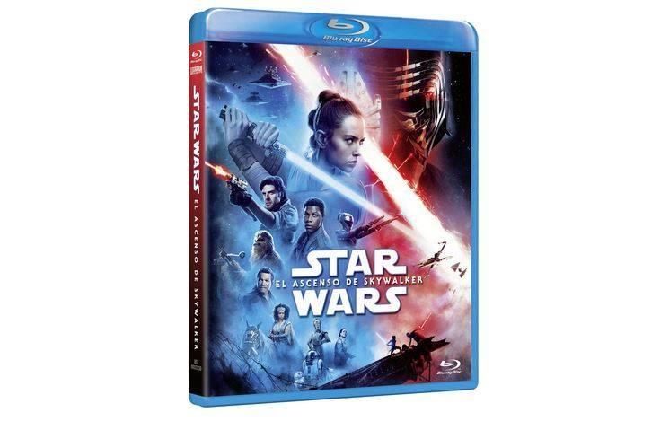 Imagen del pack coleccionista de la saga Luke Skywalker