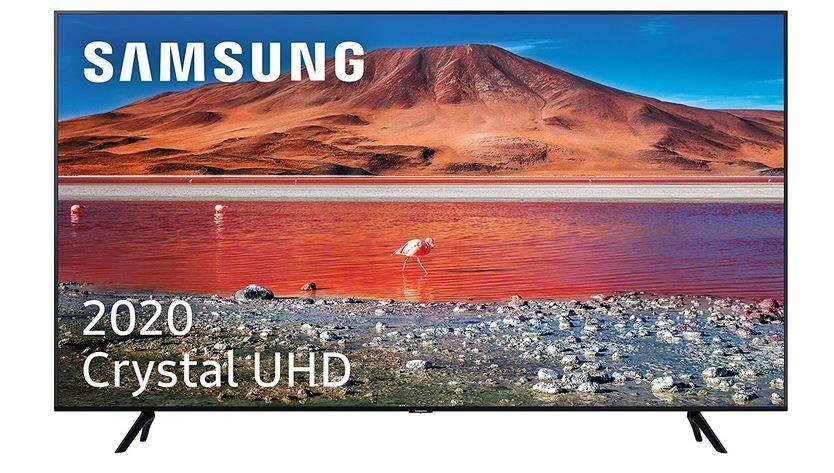 Imagen de la Smart TV Samsung Crystal UHD