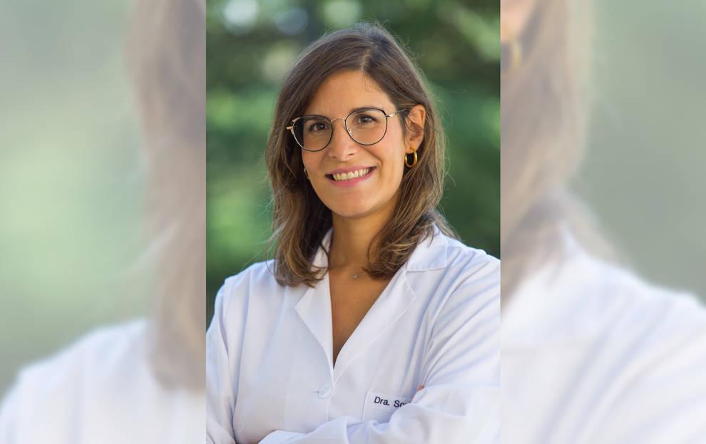 Sonia García-Calzón, profesora e investigadora de la Facultad de Farmacia y Nutrición de la Universidad de Navarra.