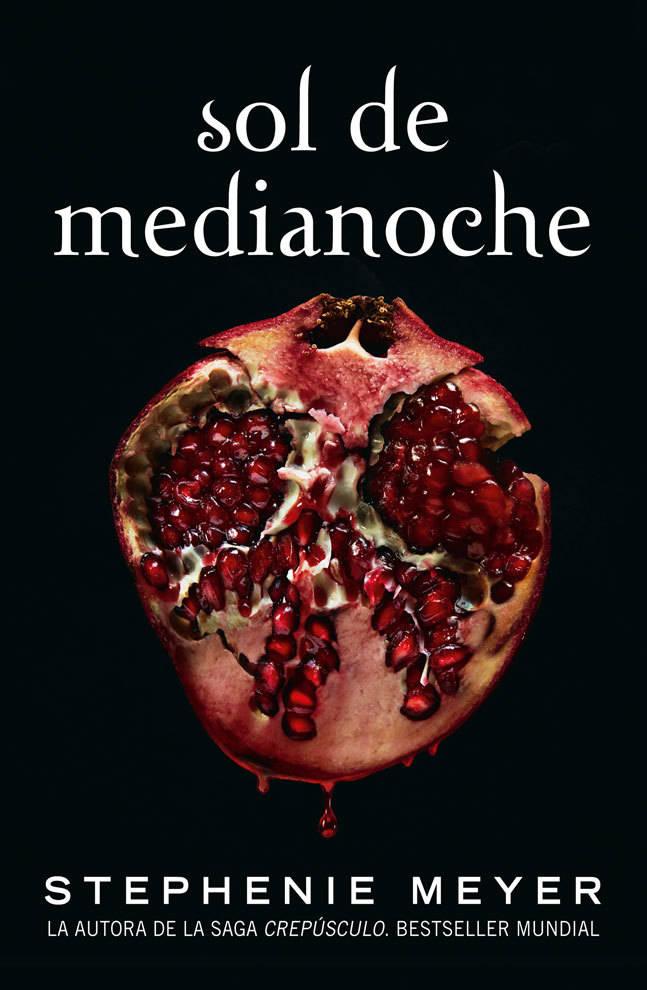 Cubierta de la novela Sol de Medianoche