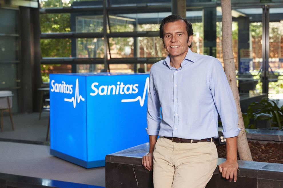 El pamplonés Iñaki Peralta, nuevo CEO de Sanitas.