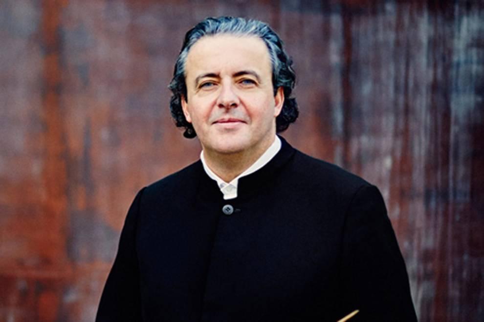 Cancelado el concierto de la OSN con Juanjo Mena