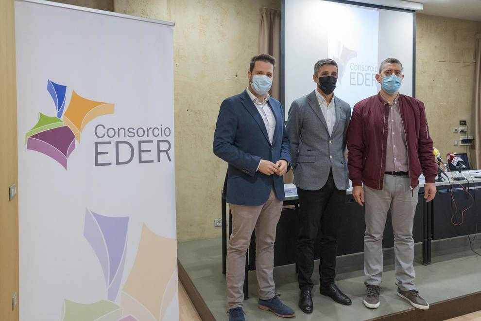 El nuevo gerente de EDER espera atraer fondos para desarrollar proyectos clave