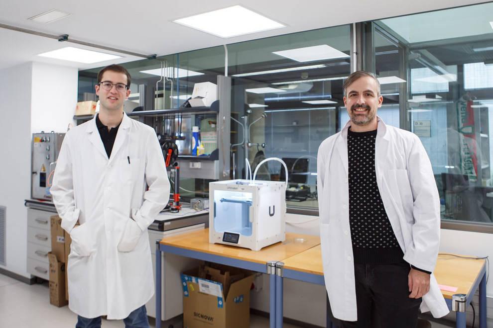 Un investigador de la UPNA recibe ayuda para un proyecto de energía limpia