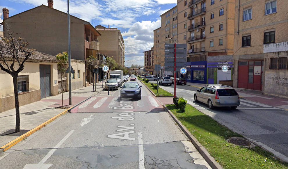 Atropella a una mujer en Tudela y da positivo en drogas tras llevarla al hospital