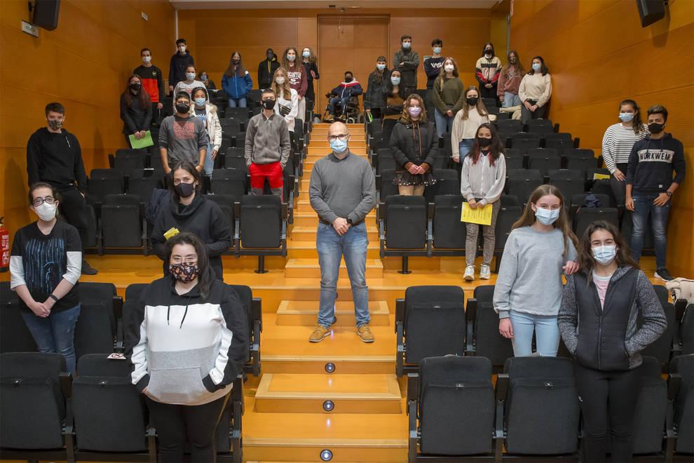 Pamplona elige a sus 74 corresponsales informativos para este curso