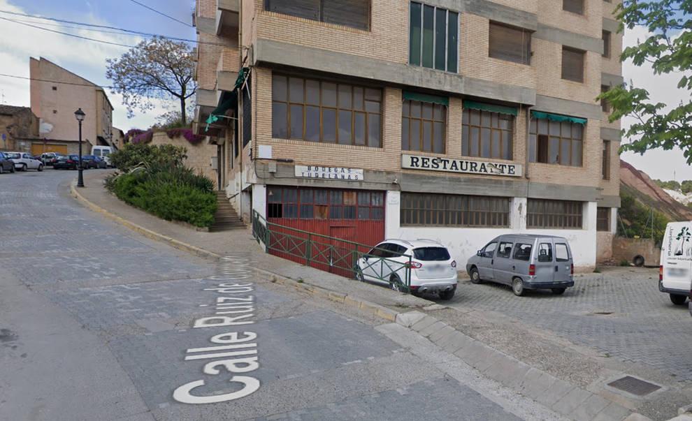 Investigan el incendio de un coche la pasada madrugada en Tudela