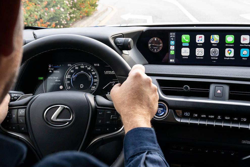 Lexus volante