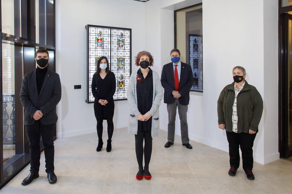 La biblioteca de la cárcel de Pamplona colaborará con la red pública de Navara