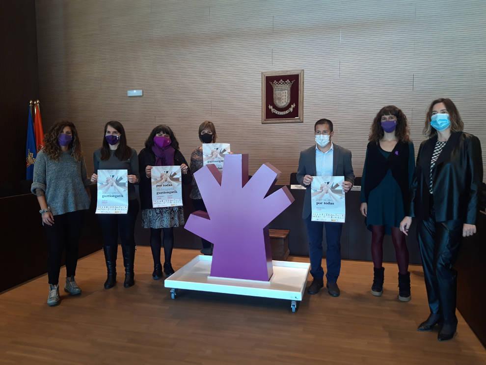 170 entidades locales se suman a  Ayuntamientos contra la violencia de género