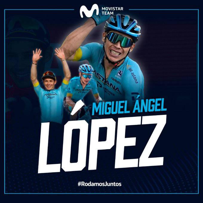 Movistar confirma el fichaje de Superman López