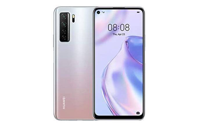 Imagen del móvil Huawei P40 lite
